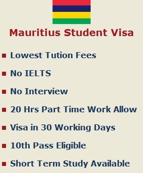 Mauritius Student Visa